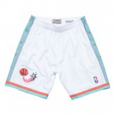 Reduction 1996 West Swingman Shorts NBA All-Star Blanc
