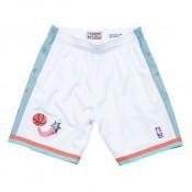 Reduction 1996 West Swingman Shorts NBA All-Star Blanc