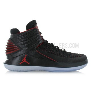 Air Jordan XXXII Banned Noir Prix France