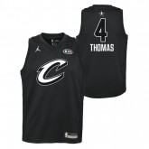 All Star Swingman Jersey Cavaliers Thomas Isaiah Nba Noir Pas Cher
