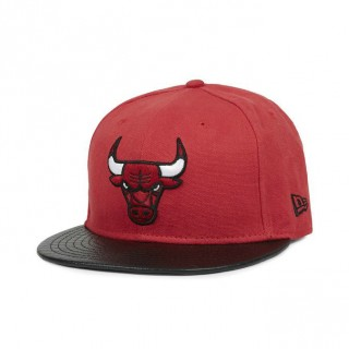 Boutique Casquette Chicago Bulls New Era rouge Paris