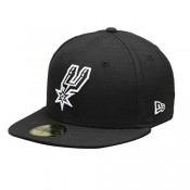 Casquette SA Spurs New Era Team Logo Noir Officiel