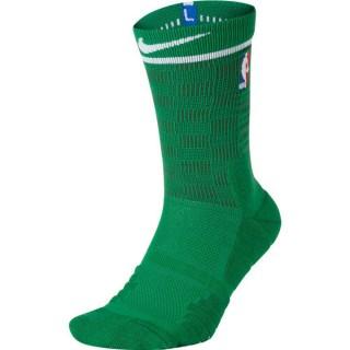 Chaussettes Boston Celtics City Edition Elite Quick clover Vert à Petit Prix