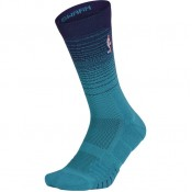 Chaussettes Charlotte Hornets City Edition Jordan Elite Quick Violet Réduction