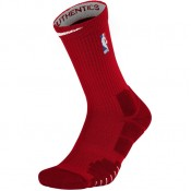 Authentique Chaussettes NBA Elite Quick Rouge