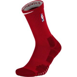 Authentique Chaussettes NBA Elite Quick Rouge
