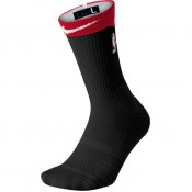 Chaussettes NBA Elite Quick Statement/university red Noir la Vente à Bas Prix