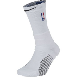 Vente Privee Chaussettes NBAgrip Power/black Blanc