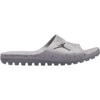 Claquettes Jordan Super.fly Team Slide cement Gris solde