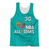 En ligne Débardeur NBA All-Star Scottie Pippen 1996 West Reversible Mitchell&Ness Blanc