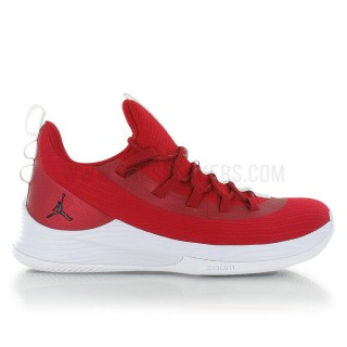 Jordan Ultra Fly 2 Low gym red/black-white Rouge Pas Chère