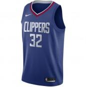 Maillot Blake Griffin LA Clippers Icon Edition Swingman Bleu Rabais en ligne