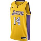 Maillot Brandon Ingram Los Angeles Lakers Icon Edition Swingman Jaune Vendre France