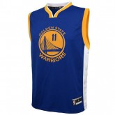 Maillot Enfant Klay Thompson Golden State Warriors Replica Icon Bleu Site Officiel France