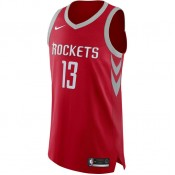 Maillot James Harden Houston Rockets Icon Edition Authentic Rouge solde