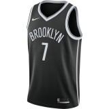 Promo Maillot Jeremy Lin Brooklyn Nets Icon Edition Swingman Jersey Noir