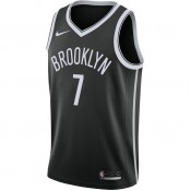 Promo Maillot Jeremy Lin Brooklyn Nets Icon Edition Swingman Jersey Noir