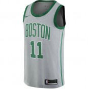 Collection Maillot Kyrie Irving Boston Celtics City Edition Swingman Gris