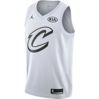 Maillot LeBron James All-star Edition Swingman Jordan Blanc Acheter