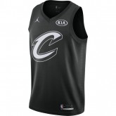 Vente Privée Maillot Lebron James All-star Edition Swingman Noir