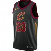Maillot Lebron James Statement Edition cleveland Cavaliers Swingman Noir Paris