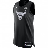 Site Maillot Michael Jordan All-Star Authentic Jordan Noir