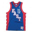 Achetez Maillot NBA All-Star Vince Carter 2004 East Swingman Mitchell&Ness Bleu