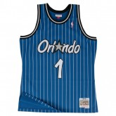 Maillot NBA Anfernee Hardaway Orlando Magic 1994-95 Swingman Mitchell&Ness Bleu Faire une remise