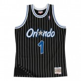 Authentique Maillot NBA Anfernee Hardaway Orlando Magic 1994-95 Swingman Mitchell&Ness Noir