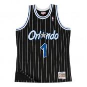 Authentique Maillot NBA Anfernee Hardaway Orlando Magic 1994-95 Swingman Mitchell&Ness Noir