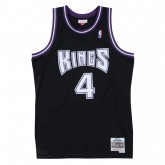 FR Maillot NBA Chris Webber Sacramento Kings 2000-01 Swingman Mitchell&Ness Noir