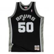 Soldes Maillot NBA David Robinson San Antonio Spurs 1998-99 Swingman Noir