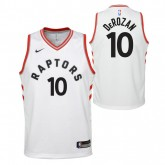 Maillot NBA Enfant Demar Derozan Toronto Raptors Swingman Association Blanc Promos Code