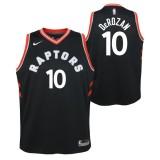 Maillot NBA Enfant Demar Derozan Toronto Raptors Swingman Statement Noir Vendre France