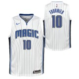 Maillot NBA Enfant Evan Fournier Orlando Magic Swingman Association Blanc Lyon