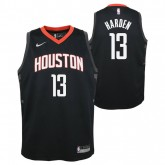 Maillot NBA Enfant James Harden Houston Rockets Swingman Statement Noir Achat à Prix Bas