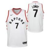 Achat de Maillot NBA Enfant Kyle Lowry Toronto Raptors Association Swingman Rouge