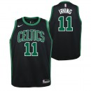 Maillot NBA Enfant Kyrie Irving Boston Celtics Statement Swingman Noir à Petit Prix