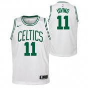 Maillot NBA Enfant Kyrie Irving Boston Celtics Swingman Association Blanc Pas Cher Marseille