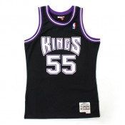 2018 Nouvelle Maillot NBA Jason Williams Sacramento Kings 2000-01 Swingman Mitchell&Ness Noir