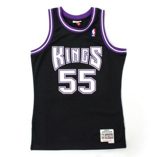 2018 Nouvelle Maillot NBA Jason Williams Sacramento Kings 2000-01 Swingman Mitchell&Ness Noir