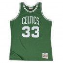 Prix Maillot NBA Larry Bird Boston Celtics 1985-86 Swingman Mitchell&Ness Vert