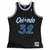 Maillot NBA Shaquille Oneal Orlando Magic 1994-95 Swingman Mitchell&Ness Noir Remise Lyon
