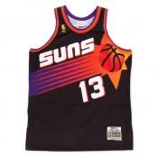 Vente Privee Maillot NBA Steve Nash Phoenix Suns 1996-97 Swingman Mitchell&Ness Alternate Noir