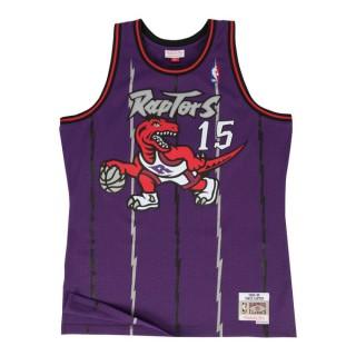 Maillot NBA Vince Carter Toronto Raptors 1998-99 Swingman Mitchell&Ness Violet Soldes Nice