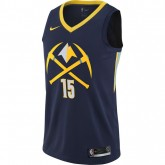 Site Officiel Maillot Nikola Jokić City Edition Swingman (denver Nuggets) Bleu Prix