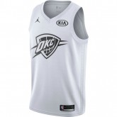Maillot Russell Westbrook All-star Edition Swingman Jordan Blanc France Magasin