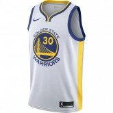 Maillot Stephen Curry Association Edition Swingman golden State Warriors Blanc Site Francais