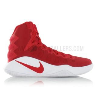 2018 Nouvelle Nike Hyperdunk 2016 TB Femme rouge Rouge
