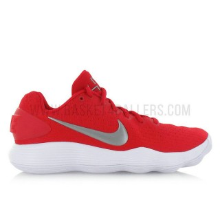 Vente Privee Nike Hyperdunk 2017 Low Tb Femme red Rouge